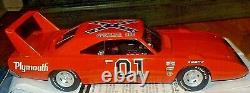 1/18 1970 Plymouth Superbird Dukes Of Hazzard General Lee 2021 1 Of 1