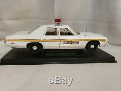 1/18 Ertl JoyRide Dodge Monaco IL State Police Blues Bros Dukes of Hazzard Box