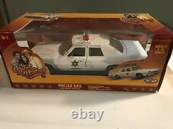 1/18 Ertl RC2 1974 Dodge Monaco Dukes of Hazzard County Police Car TV Show#39406