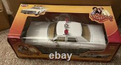 1/18 Joyride Dukes Of Hazzard Sheriff Roscos, 1974 Dodge Monaco Police Car, NIB