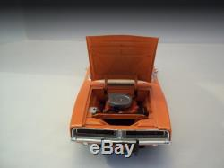1/18 Scale Dukes of Hazzard General Lee 1969 Dodge Charger Gorgeous ERTL