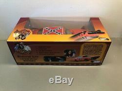 1/18 Sherif Fais Moi Peur The Dukes Of Hazzard General Lee 1969 Dodge Charger