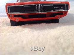 1/24 Danbury Mint Dukes Of Hazzard General Lee Charger Die Cast Free Shipping