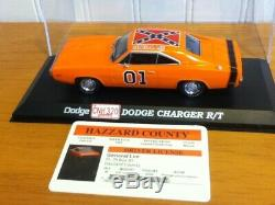 1/43 Dukes of Hazzard General Lee Cooter Uncle Jesse Rosco Boss Hogg Daisy LOT