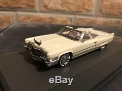 1/43 Matrix Boss Hogg JDH 1970 Cadillac Convertible Dukes Of Hazzard 1 Of 408