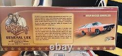 118 1969 Dodge Charger, The Dukes of Hazzard General Lee, Johnny Lightning, NIB