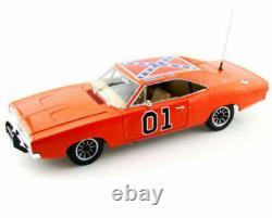 118 Autoworld #AMM964 Dukes of Hazzard General Lee 1969 Dodge Charger -RARITÄT