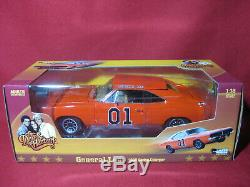 118 Dukes of Hazzard General Lee 1969 Dodge Charger AutoWorld Ertl RC2 Hazard