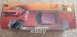 118 Dukes of Hazzard General Lee 1969 Dodge Charger Remote Radio Control RC Car