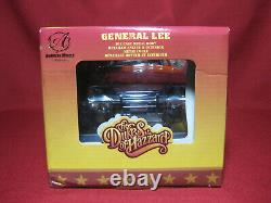 118 Dukes of Hazzard General Lee ERTL AUTHENTICS Dodge Charger American Muscle