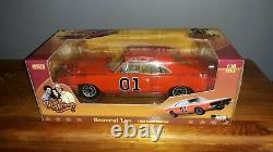 118 Dukes of Hazzard General Lee Silver Screen Edition #AMM964