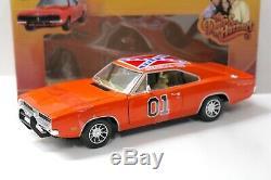 118 ERTL 1969 Dodge Charger General Lee Dukes of Hazzard NEW bei PREMIUM-MODEL