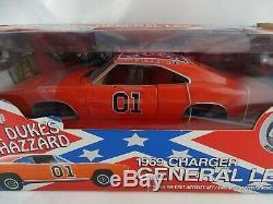 118 Ertl #31435 1969 Charger General Lee #1 The Dukes of Hazzard Metallbausatz