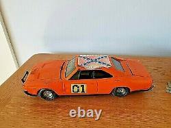 118 Ertl Warner Bros 1981 Dukes Of Hazzard General Lee 1969 Dodge Open Boot Etc