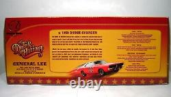 118 General Lee ERTL American Muscle Authentics Dukes of Hazzard'69 Charger