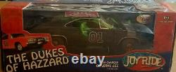 118 JOY RIDE Dukes Of Hazzard Dirty black LE 250 GENERAL LEE SIGHED