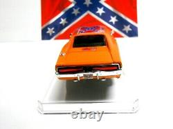 125 Custom Dukes of Hazzard General Lee Diecast'69 Dodge Charger Case Included