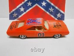 125 General Lee'69 Dodge Charger Dukes Of Hazzard Ben Jones James Best Signed