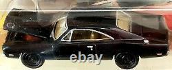 164 Dukes of Hazzard General Lee BLACK 1969 Dodge Charger Hazard Rare