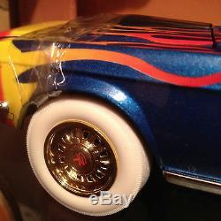 1968 Mustang Reunion Car WHITE LIGHTNING Chase 118 Ertl American Muscle 21957