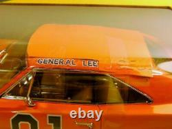 1969'69 Dodge Charger General Lee 118 The Dukes Of Hazzard Auto World Rare