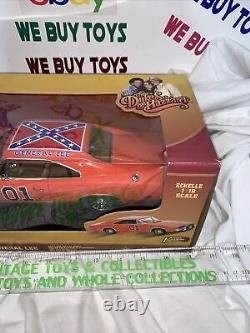 1969 69'dodge Charger General Lee 118 The Dukes Of Hazzard Johnny Lightning