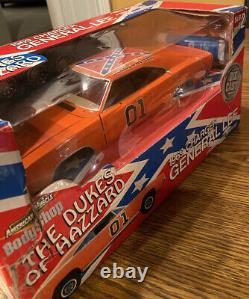 1969 American Muscle Dukes Of Hazard General Lee Activity Set 118 Scale