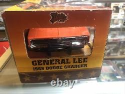 1969 Dodge Charger 118 The Dukes Of Hazzard General Lee Light And Sound Action