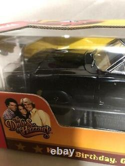 1969 Dodge Charger General Lee Dukes of Hazzard 118 BLACK 110