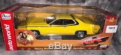 1971 Plymouth Satellite Dukes of Hazzard Daisy Duke's car 118 Auto World RARE