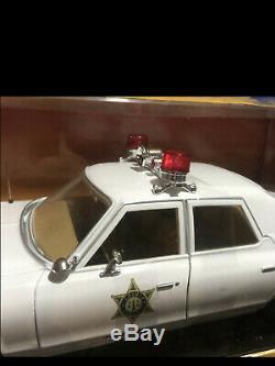 1974 Dodge Monaco ROSCOE Dukes of Hazzard 118 39406