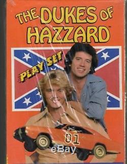 1981 Dukes of Hazzard Colorforms Playset #652 MIB Sealed NOS
