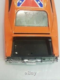 1981 ERTL Dukes Of Hazzard 1/16 Scale General Lee Ramp Car (No Ramp)