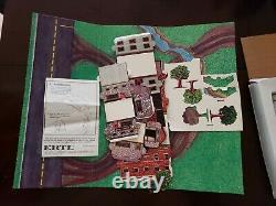 1981 ERTL The Dukes Of Hazard Playset VERY RARE