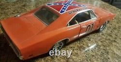 1981 General Lee Dukes of Hazzard 118 Ertl Diecast Beautiful 1969 Dodge Car