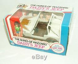 /% 1981 MEGO CORP. THE DUKES OF HAZZARD DAISY'S JEEP MINT IN ORIGINAL BOX 8