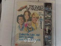 1981 Mego Dukes Of Hazzard 8 Inch Series BO AFA 80 Unpunched! Autographed