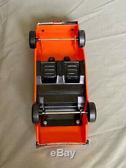 1981 Mego GENERAL LEE Dukes of Hazzard Vehicle Bo Luke Duke Car a beauty