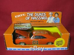 1981 Vintage 125 Ertl Dukes of Hazzard General Lee 1969 Dodge Charger Hazard