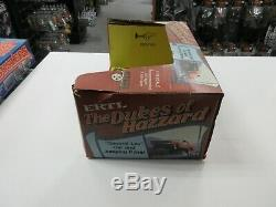 1982 Ertl Dukes Of Hazzard General Lee 1/16 Car & Jumping Ramp Set Empty Box