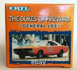 1998 Dukes of Hazzard General Lee Autographed John Bo Schneider 125 Rare