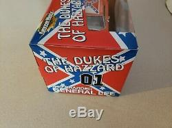 2001 Ertl Die Cast The Dukes of Hazzard 1969 Charger General Lee 164 & 118 NEW