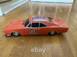 2005 Dodge Charger 1969 Dukes of Hazard General Lee RC Car AS IS No Remote
