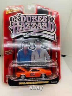 2006 Johnny Lightning Dukes Of Hazzard General Lee 1/64 Scale