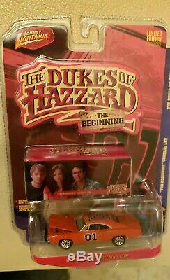 2008 Johnny Lightning The Dukes of Hazzard The Beginning General Lee Limited