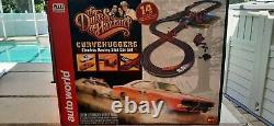 2013 NOS The Dukes Of Hazzard Curvehuggers Electric Slot Car Set Auto World AW