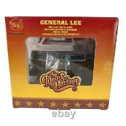 #39505 Ertl Authentics Dukes of Hazard General Lee Die Cast 118