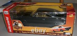 69 Charger Dukes Of Hazzard Happy Birthday General Lee 1/18 Auto World Diecast