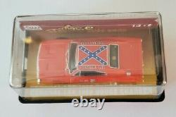 A. W. Dukes Of Hazzard General Lee 1969 Dodge Charger Slot Car! Factory Banded