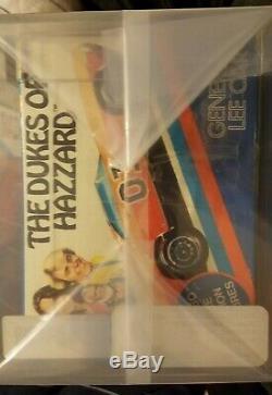 AFA 75 1981 Mego Dukes of Hazzard General Lee car Luke & Bo SEALED MIB MISB